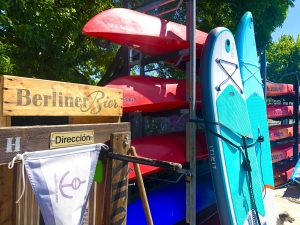 Kayak Berlin SUP Ostkreuz